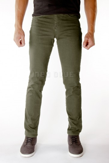 Neo Blue Jeans 224 Army Green (Skinny)