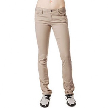 Perfect Dickies Women39s Junior Classic Five Pocket Skinny Leg Low Rise Khaki