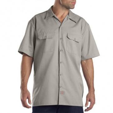Dickies 1574 Silver Front