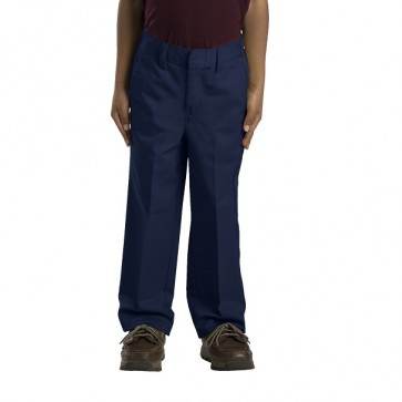 Dickies Boys (Sizes 4-7) 56362 Dark Navy - Front