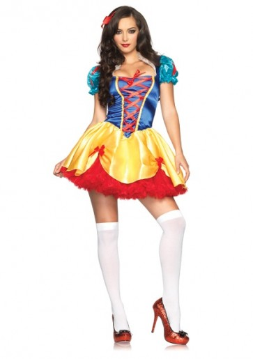 Leg Avenue 2PC Fairy Tale Snow White Set 83616