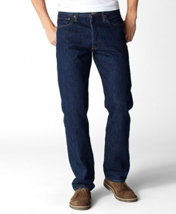 Levi's 501 - 0115 Rinse Front