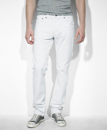 Levi's 511 - 0407 White Front