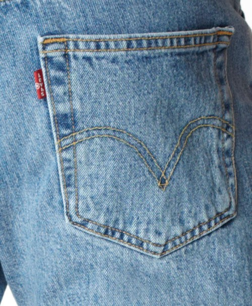 Levis Jean Shorts Womens