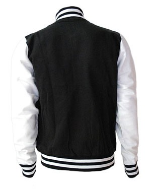 Varsity Jacket - Baseball Jacket - Letterman Jacket Men's Wool ...
