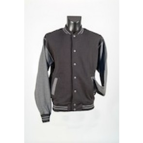 Pro Club Fleece Baseball Jacket