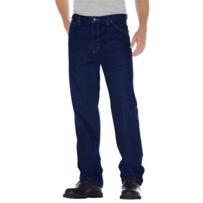 Dickies 13293 Relaxed Straight Fit 5-Pocket Denim Jean
