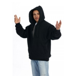 Pro Club Adult Zipper Hooded Fleece