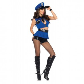 Leg Avenue 85439 ARRESTING OFFICER