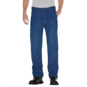 Dickies 9393 Regular Straight Fit 5-Pocket Denim Jean