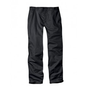 Dickies 17262 Adult Size Flat Front Pant