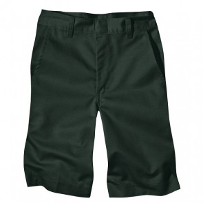 Dickies Boys Shorts (Sizes 4-7) 54362 Hunter Green