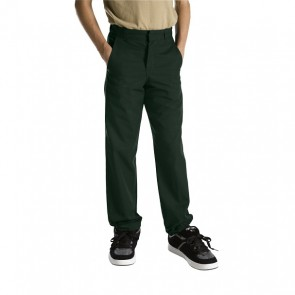 Dickies Boys Husky 56062 Hunter Green - Front