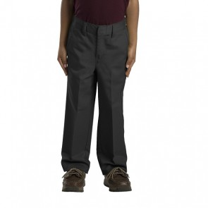 Dickies Boys (Sizes 4-7) 56362 Black - Front
