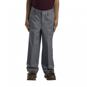 Dickies Boys (Sizes 4-7) 56362 Charcoal - Front