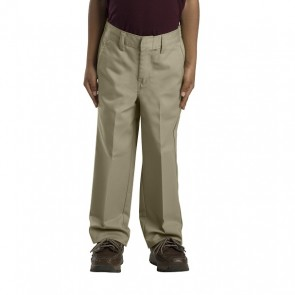 Dickies Boys (Sizes 4-7) 56362 Khaki - Front