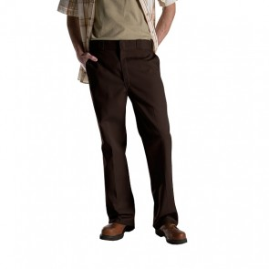 Dickies 874 Dark Brown Front