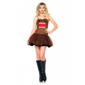 Leg Avenue DO85329 DOMO TUTU DRESS