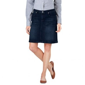 Dickies FK203 Women's Denim Skirt