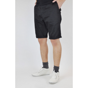 Noe Blue Black Chino Shorts 6551
