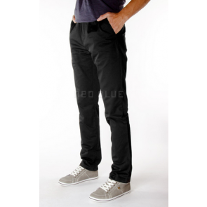 Noe Blue 6501 Black (Chino Pants)