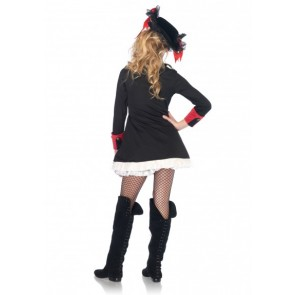 Leg Avenue J48045 JR. PRETTY PIRATE CAPTAIN