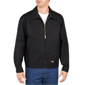 Dickies JT75 Unlined Eisenhower Jacket - Black