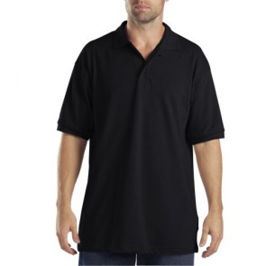 Dickies KS5552 Adult Sized Short Sleeve Pique Polo Shirt