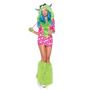 Leg Avenue 2PC Melody Monster Set 83933