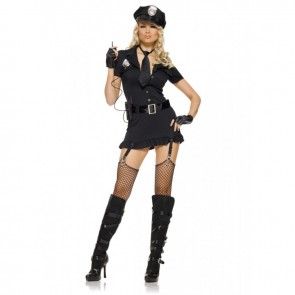 Leg Avenue 83344 DIRTY COP