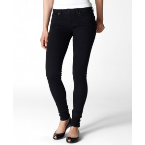Levi's 535 Black as Night Front