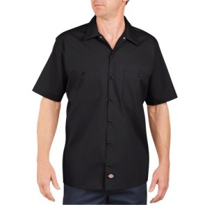 Dickies LS535 Short Sleeve Industrial Work Shirt