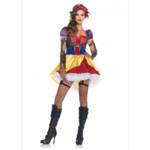 Leg Avenue 85430  Rebel Snow White