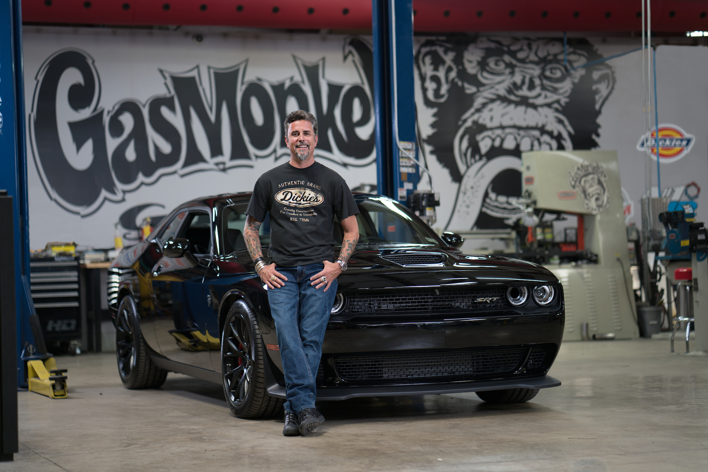 Gas Monkey Racing Clothing Store